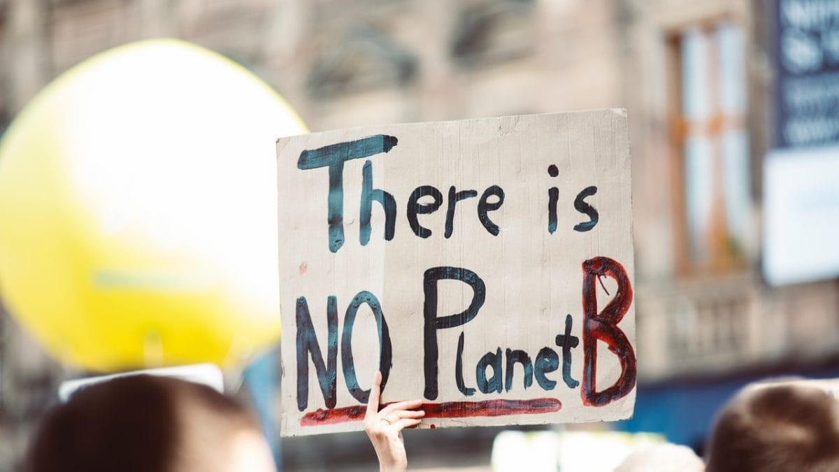 There is NO Planet B!